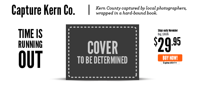 Capture Kern County book